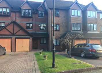 Thumbnail 4 bed town house to rent in Evening Glade, Ferndown