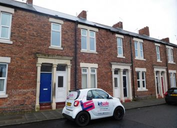 Thumbnail 2 bed flat to rent in Waterville Road, North Shields