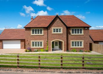 Thumbnail 5 bed detached house for sale in Stanford Park, Stanford Bridge, Worcester, Worcestershire