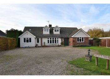 Thumbnail 4 bed detached house for sale in Upsher Green, Sudbury