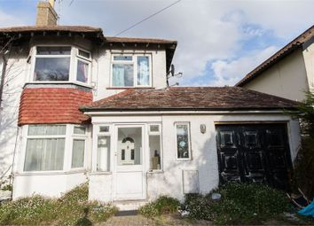 Thumbnail 4 bed semi-detached house for sale in Chichester Road, Bognor Regis, West Sussex