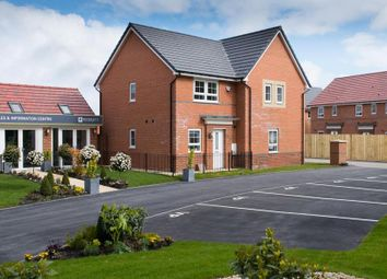 "Thumbnail 2 bed end terrace house for sale in ""Washington"" at Bedewell Industrial Park, Hebburn"