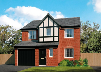 Thumbnail 4 bed detached house for sale in Kingfisher Reach, Wistaston Green Road, Wistaston