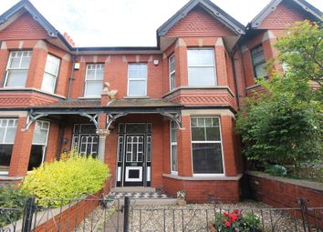 Thumbnail 4 bed terraced house for sale in Somerset Avenue, Blackpool