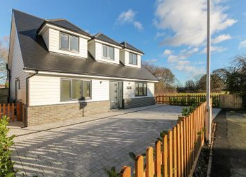 Thumbnail 4 bed detached house for sale in Eric Road, Bowers Gifford, Basildon