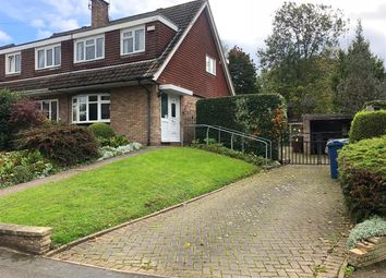 Thumbnail 3 bed semi-detached house for sale in Oldfields Crescent, Great Haywood, Stafford