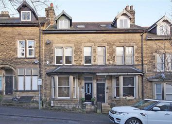 Thumbnail 4 bed terraced house for sale in Glebe Avenue, Harrogate, North Yorkshire