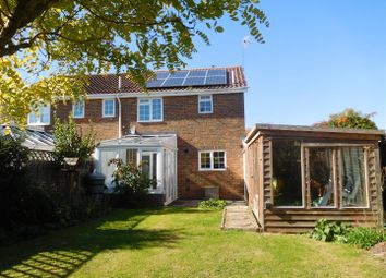 Thumbnail 3 bed semi-detached house for sale in Warham Road, Otford, Sevenoaks
