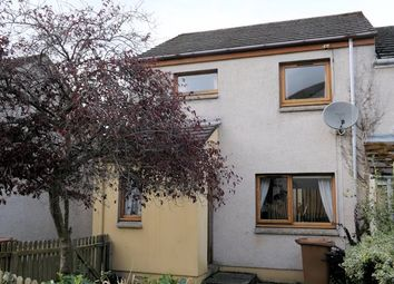 Thumbnail 2 bed end terrace house for sale in 94 Mansfield Estate, Tain