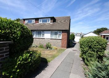 Thumbnail 3 bed semi-detached bungalow for sale in Crown Close, Formby, Liverpool