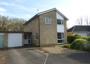Thumbnail 4 bed detached house for sale in Holmewood Crescent, Holme, Peterborough