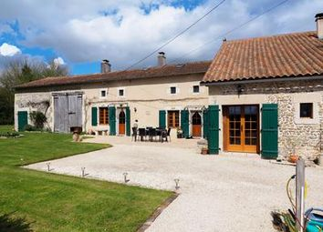 Thumbnail 3 bed property for sale in St-Gaudent, Vienne, France