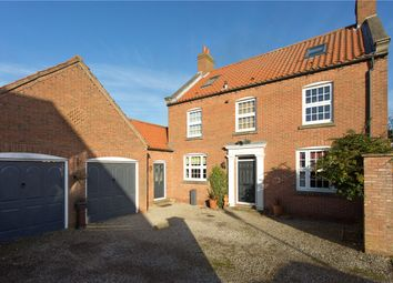 Thumbnail 6 bed detached house for sale in Manor Chase, Long Marston, York, North Yorkshire