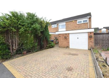 Thumbnail 3 bed semi-detached house for sale in Paddock Mead, Harlow