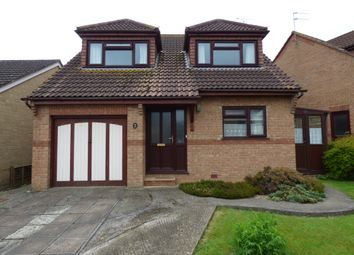 Thumbnail 3 bed detached house for sale in Broadacres, Gillingham