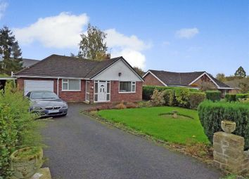 Thumbnail 2 bed detached bungalow for sale in Woodside, Church Lawton, Stoke-On-Trent