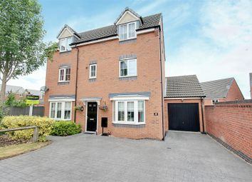 Thumbnail 4 bed detached house for sale in Henfrey Drive, Annesley, Nottingham