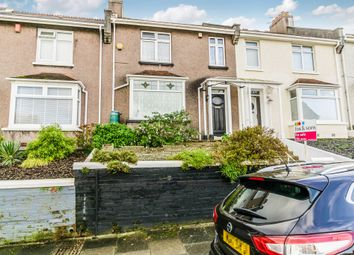 Thumbnail 3 bedroom terraced house for sale in Browning Road, Stoke, Plymouth