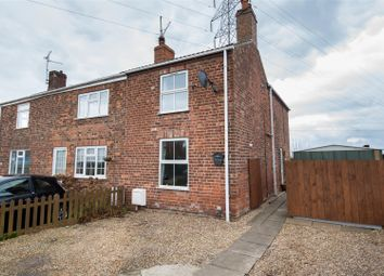 Thumbnail 2 bed end terrace house for sale in West End Road, Wyberton, Boston