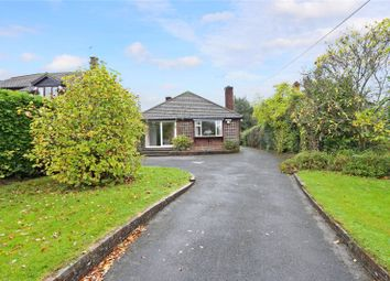 Thumbnail 3 bed detached bungalow for sale in Longmoor Road, Liphook, Hampshire