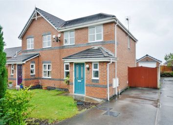 Thumbnail 3 bed semi-detached house for sale in Fairman Drive, Hindley, Wigan