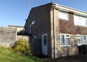 Thumbnail 2 bed maisonette to rent in Ashdown Way, Romsey