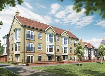 Thumbnail 2 bed flat for sale in The Mulberries, Hatfield Road, Witham, Essex