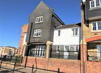 Silver Strand West, Sovereign Harbour North, Eastbourne BN23. 4 bed terraced house