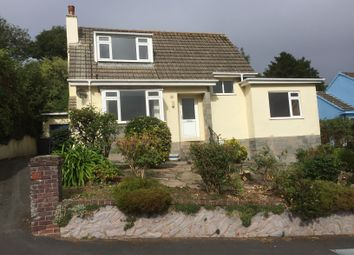 Thumbnail 3 bedroom detached bungalow to rent in Churston Way, Brixham, Devon