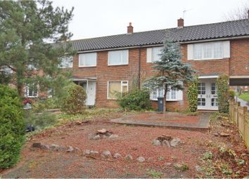 Thumbnail 3 bed end terrace house for sale in Silam Road, Stevenage