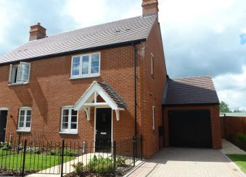 Thumbnail 3 bed property to rent in Halestrap Way, Kings Sutton, Banbury