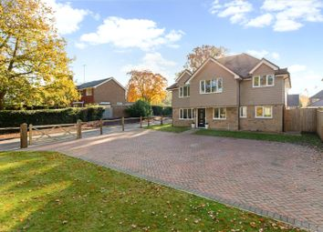 Thumbnail 5 bed detached house for sale in Oak Grange, Folders Lane, Burgess Hill, West Sussex