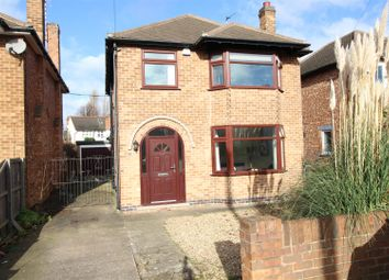 Thumbnail 3 bed detached house for sale in Clarence Road, Beeston, Nottingham