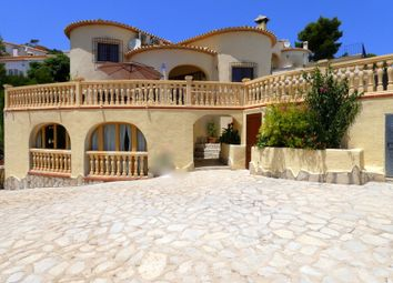 Thumbnail 4 bed villa for sale in Adsubia, Valencia, Spain