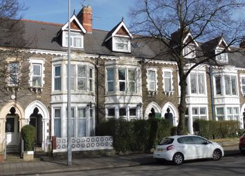 Thumbnail 1 bed flat for sale in Albany Road, Roath, Cardiff