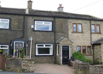 Thumbnail 2 bed terraced house to rent in Perseverance Road, Queensbury, Bradford