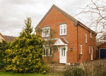 Thumbnail 4 bed detached house for sale in Munnings Close, Haverhill