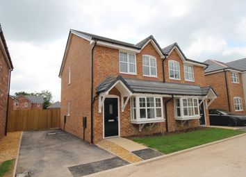 Thumbnail 3 bed semi-detached house for sale in Orchard Place, Sandbach