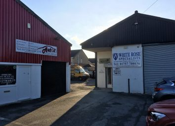Thumbnail Light industrial for sale in Bondgate, Selby