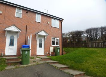 Thumbnail 2 bed semi-detached house to rent in Maid Marion Rise, Warsop, Mansfield