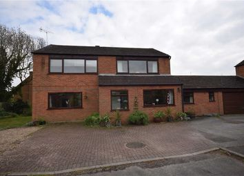 Thumbnail 5 bed property for sale in Caudwell Close, Southwell, Nottinghamshire