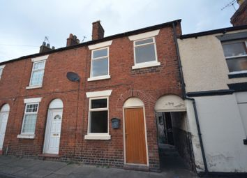 Thumbnail 1 bed terraced house to rent in Newfield Street, Sandbach