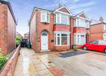 3 bed semi-detached house for sale in Carr House Road, Belle Vue, Doncaster, South Yorkshire DN4