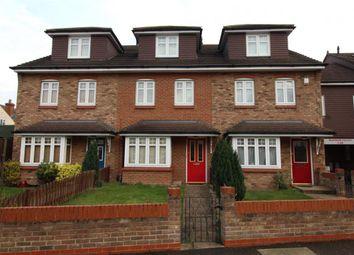 Thumbnail 2 bed town house to rent in Broadhurst Mews, Aldershot