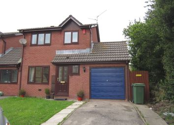 Thumbnail 3 bed semi-detached house to rent in Willowherb Close, St Mellons, Cardiff, South Glamorgan
