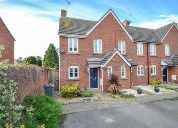 Thumbnail 3 bed end terrace house for sale in Castle Stream Court, Dursley