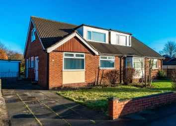 Thumbnail 4 bed semi-detached bungalow to rent in Brighouse Close, Ormskirk