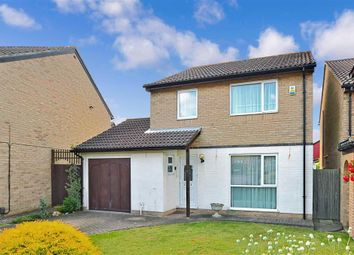 Thumbnail 3 bed detached house for sale in Cloisterham Road, Rochester, Kent