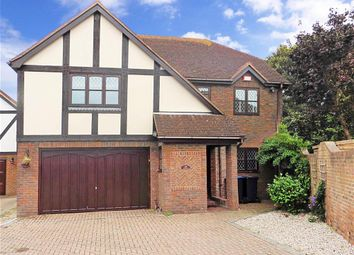 Thumbnail 4 bed detached house for sale in Wealdhurst Park, St. Peters, Broadstairs, Kent