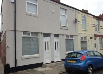 Thumbnail 1 bed terraced house to rent in Kingswood Avenue, Liverpool, Merseyside